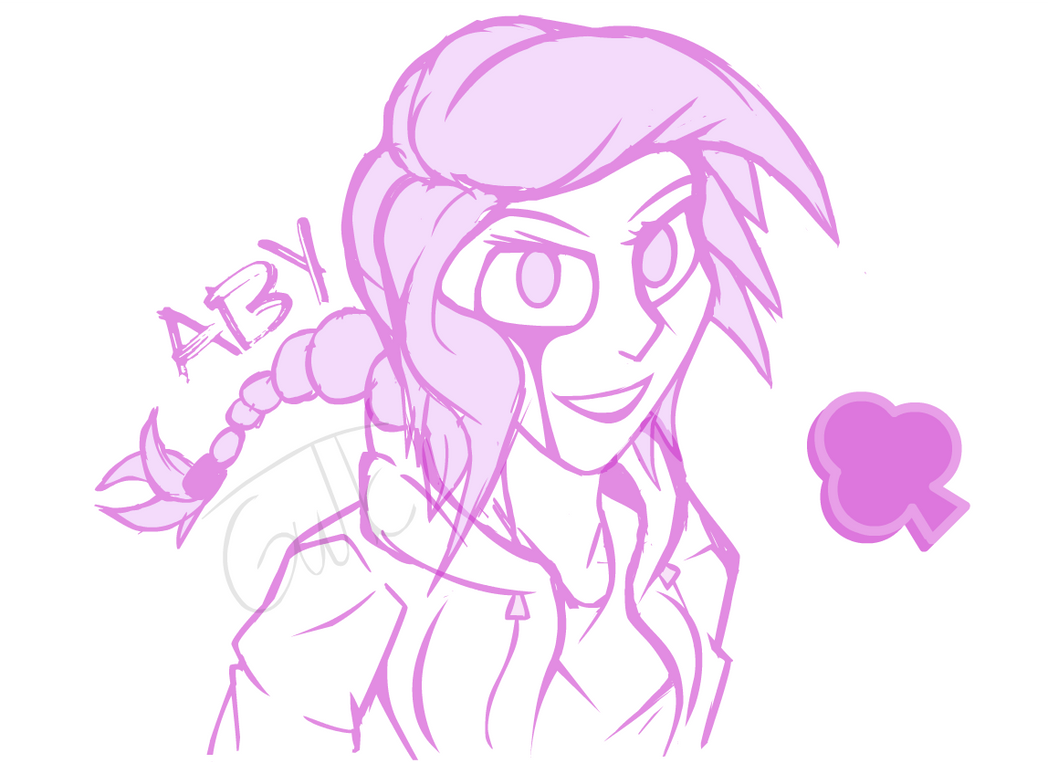 Sketch of a day: Abigail. by GutTC