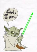Master Yoda by mpcp13