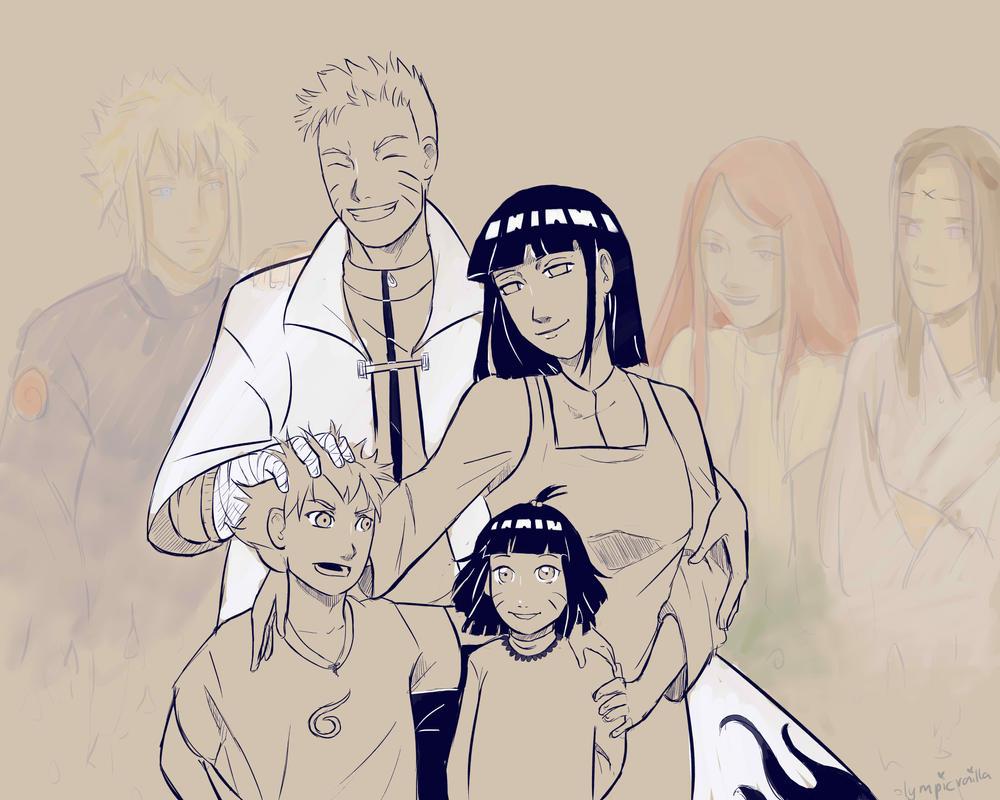 Family Bonds by olympicvanilla