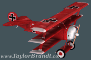 Red Baron by Tatored23