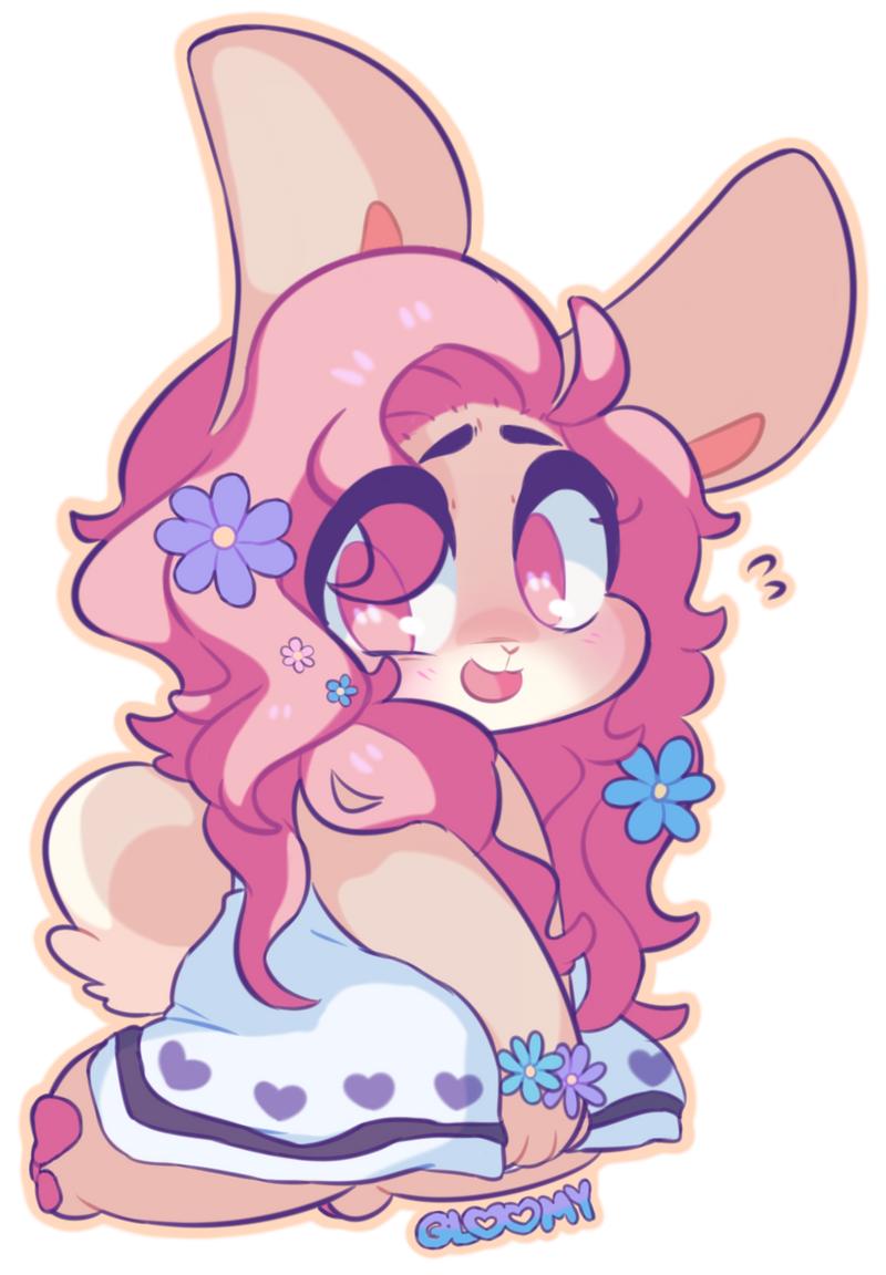 (Comm) BUNNY by dhelmise