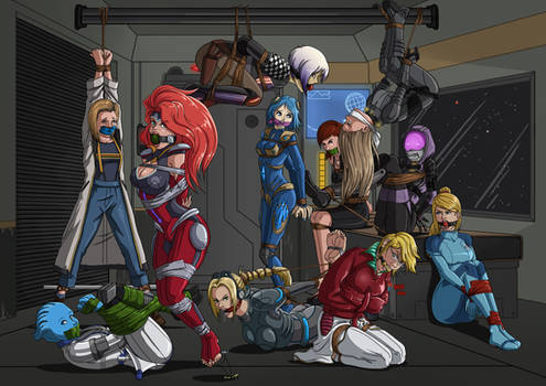 Draw-with-me:Space FINAL by McBound