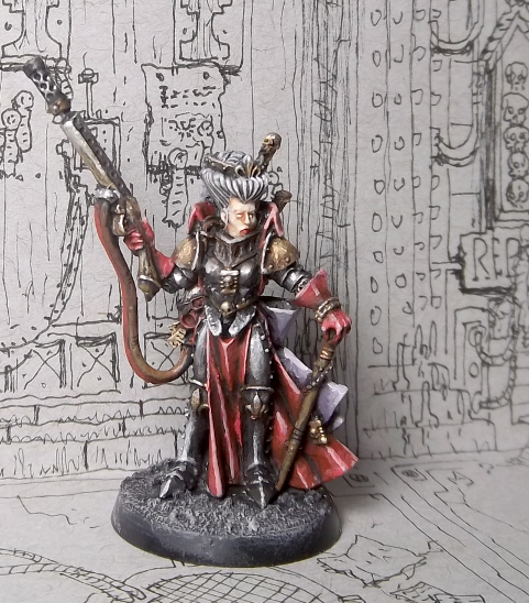 inquisitor by comrade-commissar
