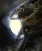 jjk - skull by llyaas