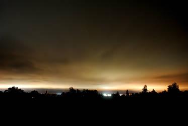 Sebastopol in Fog by southpawroaming
