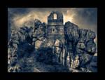Roche Rock by struckdumb