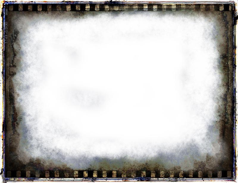 Film Border by struckdumb