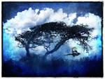 Magpie Dream ii by struckdumb