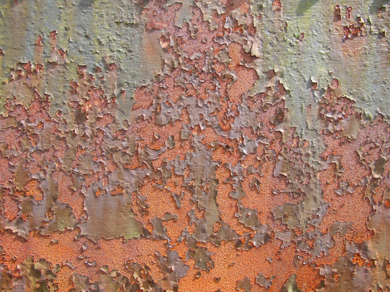 Green and Rust 2