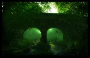 Under The Bridge ii by struckdumb
