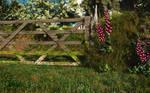 Foxglove Gate