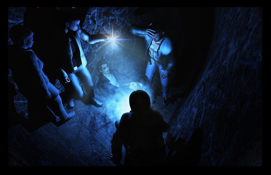 Fallen in the Tunnel by struckdumb
