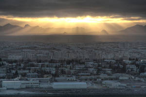 Iceland sol