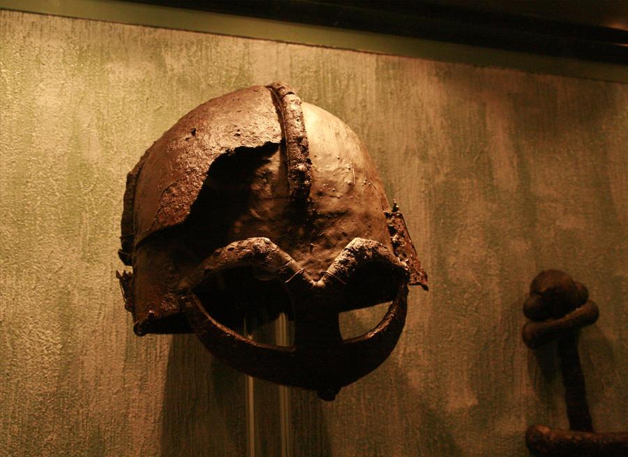 Real Viking Helm by Eldharjar