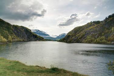 Norway - Vang in Valdres by Eldharjar