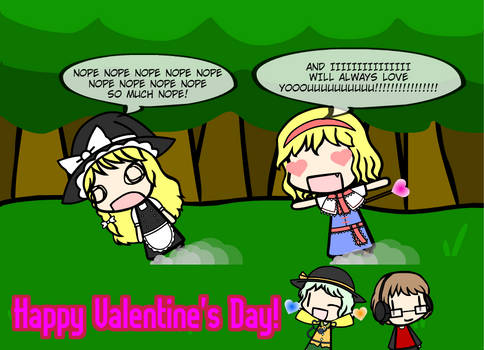 (Very early) Valentine's Day Art!
