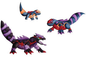 Toxic Reptiles by TRXPICS