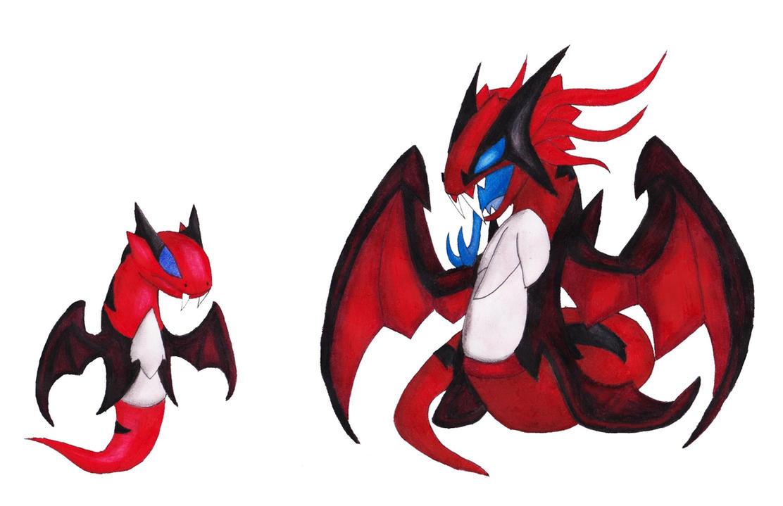 Vampire Serpents V.2.0 by TRXPICS