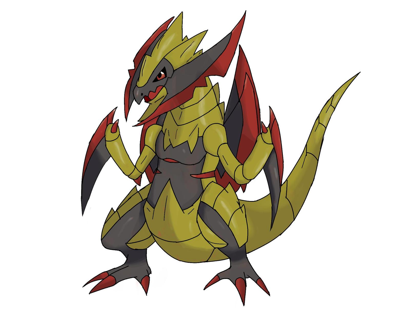 Mega Haxorus