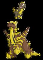 Thunder Lizards V.2.0 by TRXPICS