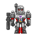 Fan's Interp of Megatron G1 by theSpaniel