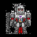 Fan's Interp of Megatron G1 by theSpaniel