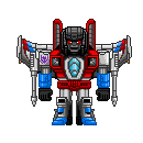 Fan's Interp of Starscream G1 by theSpaniel