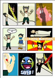 Healing Factor by Edisythe