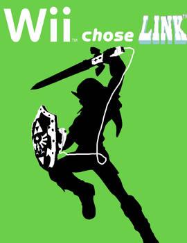 Wii Add R.  Link