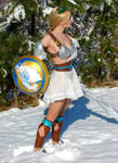 Sophitia Soul Calibur III 3