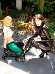 Danger Girls 3 by AlisaKiss