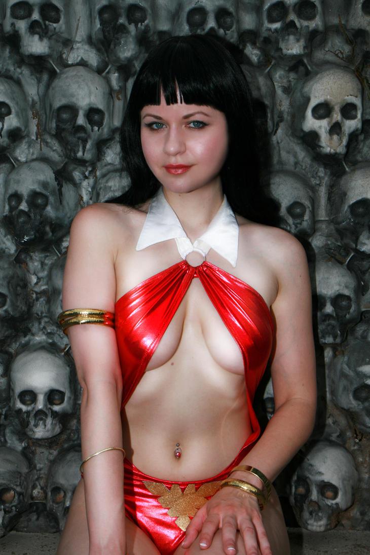 Vampirella 3 by AlisaKiss on DeviantArt