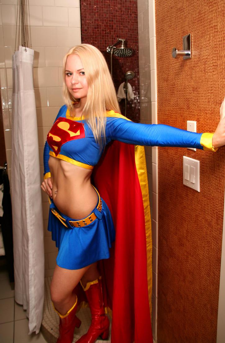 Supergirl II by gamefan23 on DeviantArt