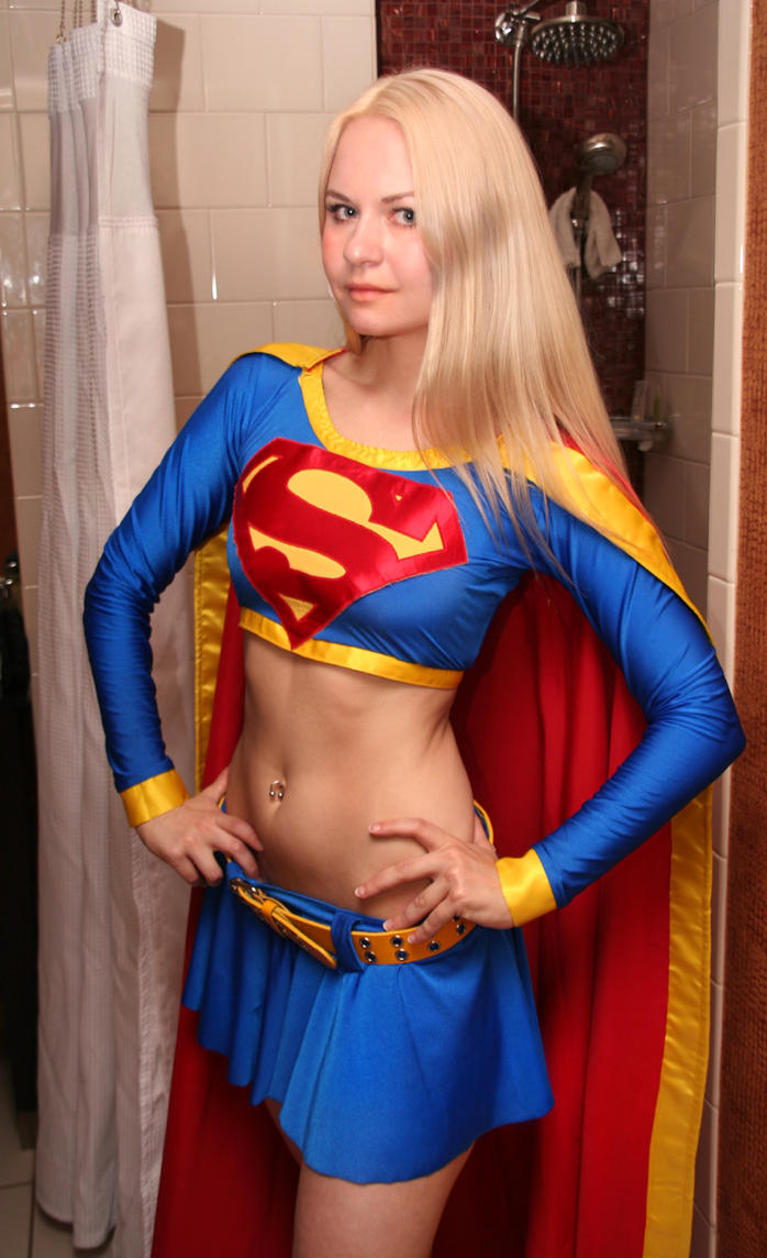 That's superhero erotic stories supergirl wants