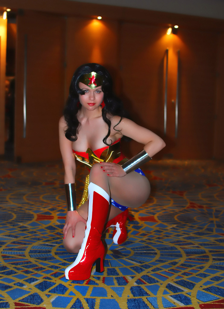 Wonder Woman 1 by AlisaKiss