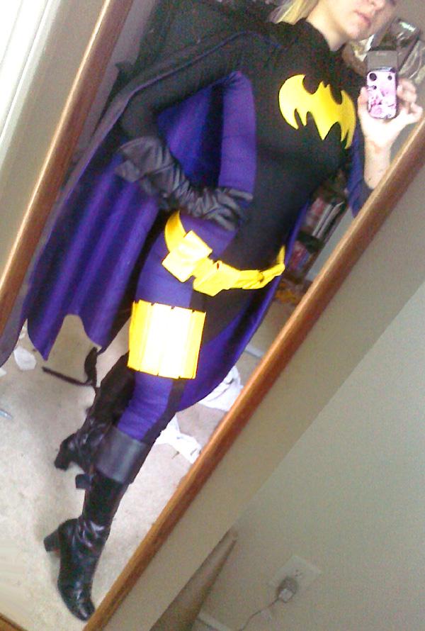 Batgirl 1 by AlisaKiss