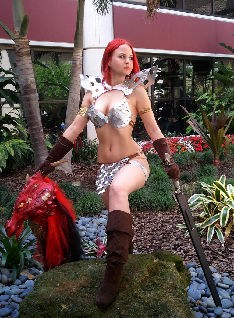 Red Sonja 2 by AlisaKiss