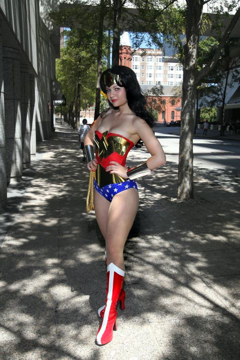 Wonder Woman 8 by AlisaKiss