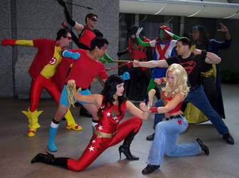 Teen Titans by AlisaKiss