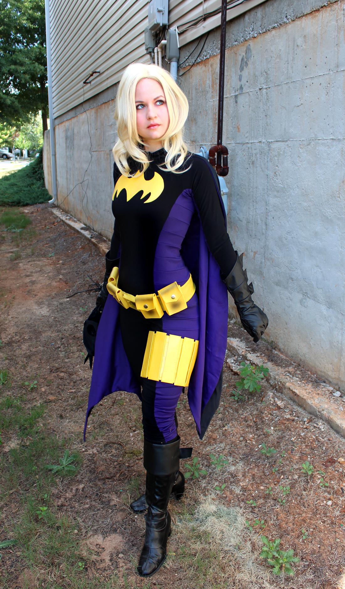 Batgirl by AlisaKiss