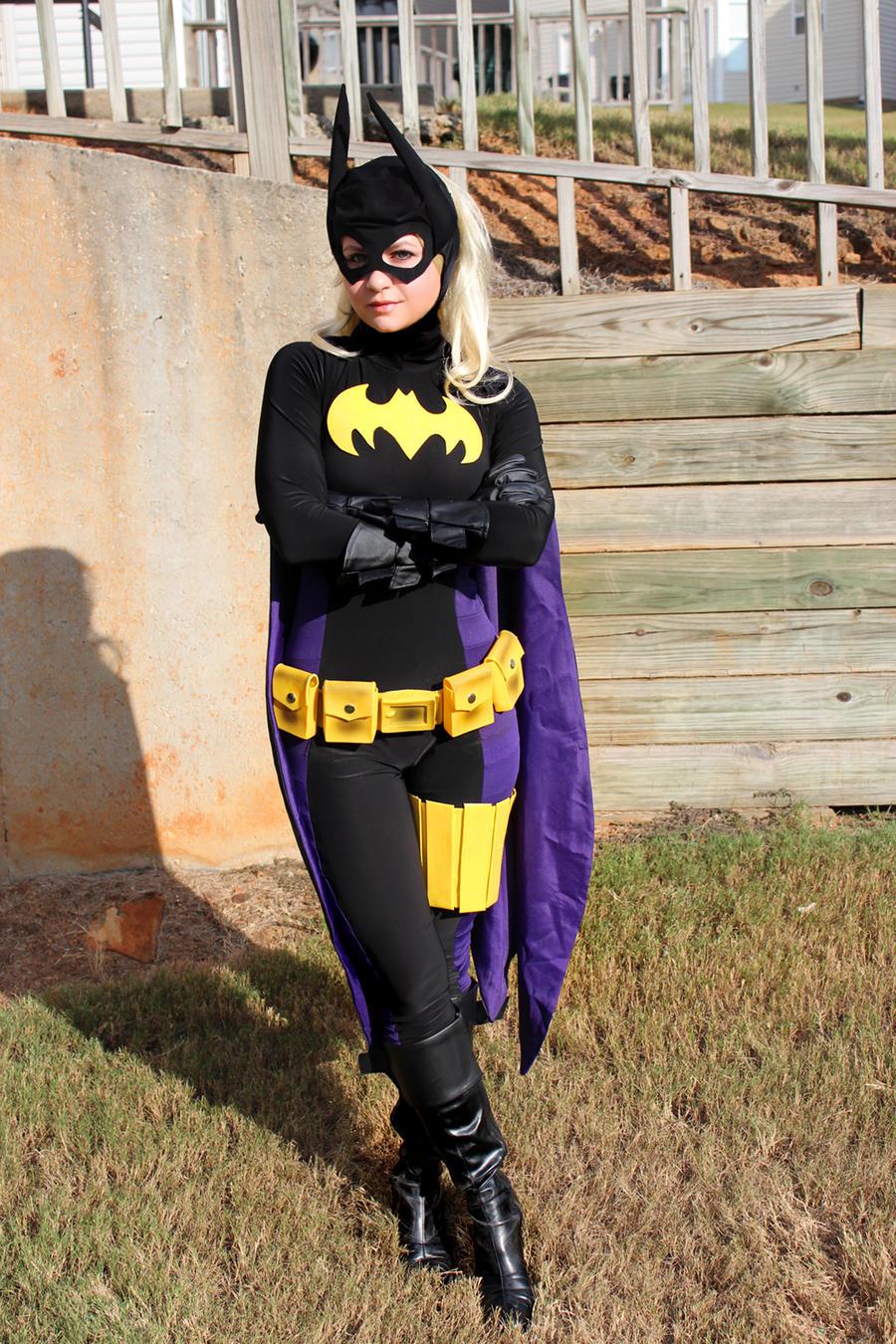 Batgirl 2 by AlisaKiss