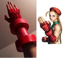Cammy glove by AlisaKiss