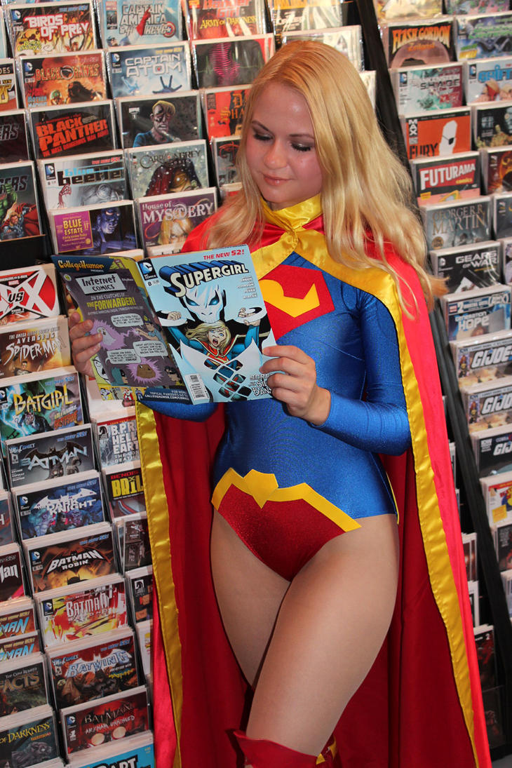 DC 52 Supergirl1 by AlisaKiss