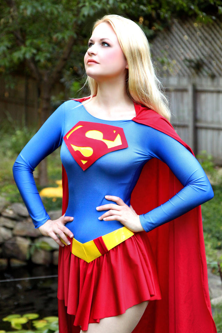 Supergirl by alisakiss on deviantart supergirl by alisakiss solutioingenieria Choice Image