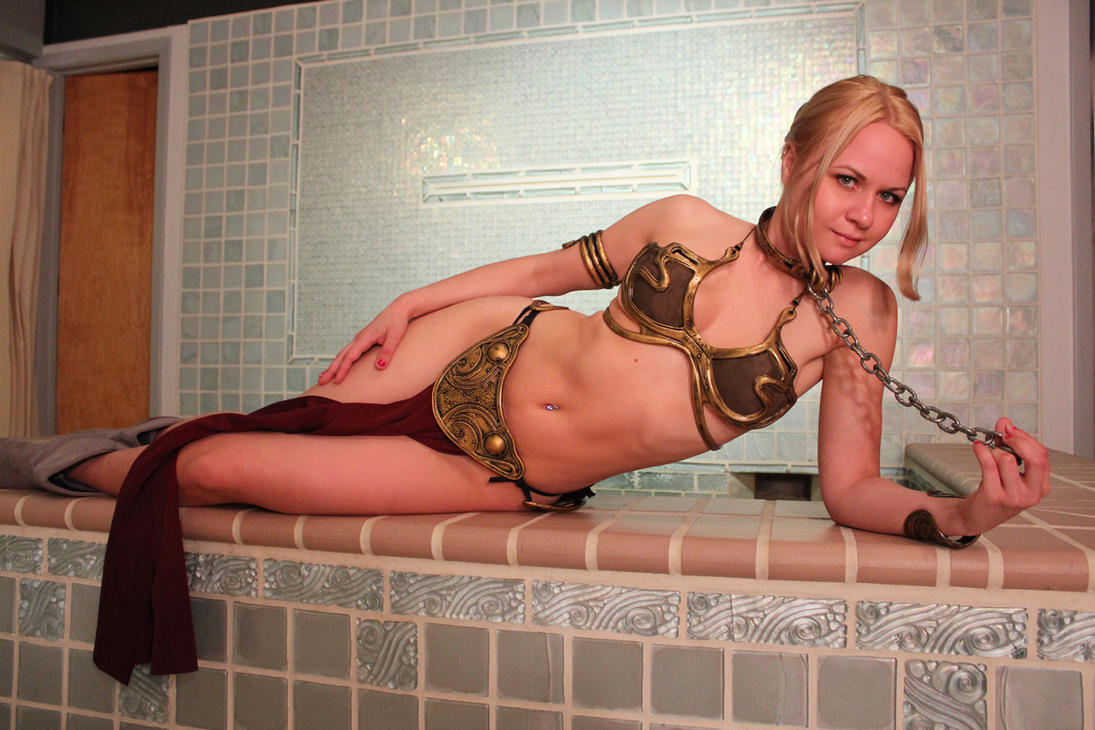 Slave Leia by AlisaKiss