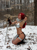 Red Sonja 4 by AlisaKiss