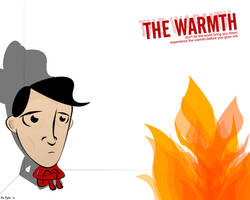 The Warmth by Mu5uk0