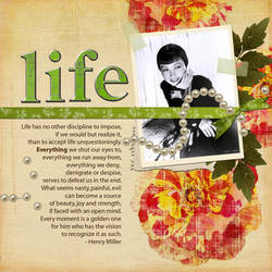 Life - A Page