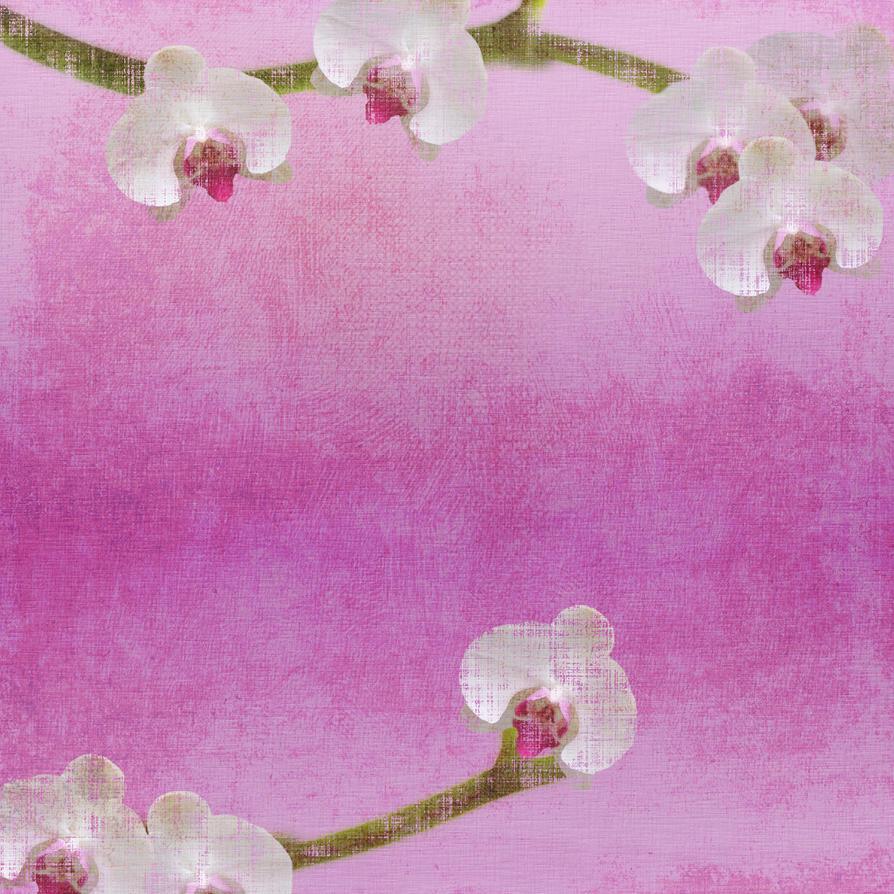 Orchidarium 2 by *inkblotfairy