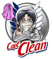 Capt Clean by Znapple